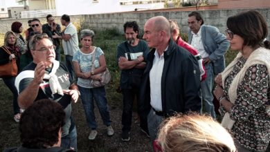 Photo of LIVORNO – A Borgo di Magrignano Sindaco e Assessora all'ambiente in sopralluogo con gli abitanti