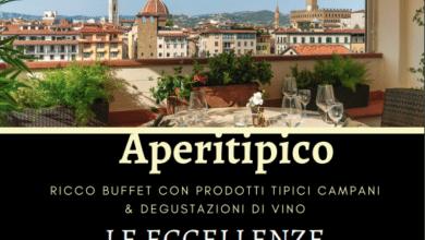 Photo of FIRENZE – Una serata in compagnia delle eccellenze gastronomiche della Campania