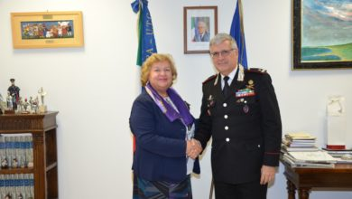 Photo of PISTOIA – Il Comandante della Legione Carabinieri Toscana visita il Comando Provinciale