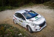 Photo of Christopher Lucchesi torna in gara dopo cinque mesi al Rally della Fettunta
