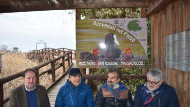 Photo of MASSACIUCCOLI – Riserva del Chiarone, rinnovato l'accordo tra Parco e Lipu fino al 2021