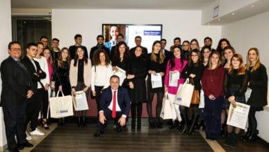 Photo of Trenta giovani eccellenze premiate dal Banco Fiorentino durante la manifestazione 'Impegno Premiato'