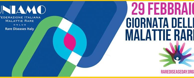 Giornata Mondiale delle Malattie Rare 2020 - 29 febbraio