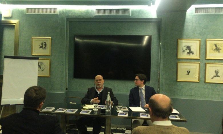 Presentazione libro di Alberto Rosselli
