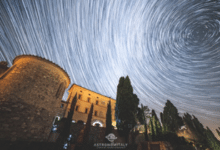 """Photo of SIENA – Belmond Castello di Casole tra """"I cieli più belli d'Italia"""""""