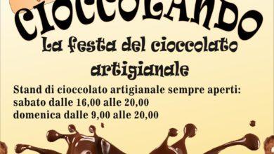 Photo of FIRENZE – Cioccolando: in centro a Pontassieve un fine settimana all'insegna della dolcezza
