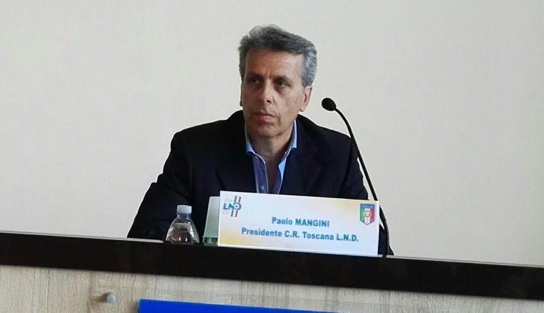 Paolo Mangini CR Toscana LND