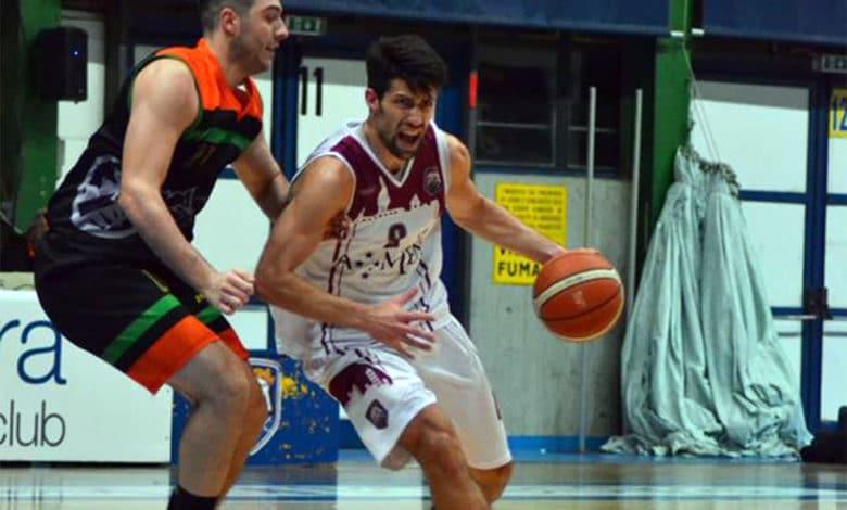 Scuola Basket Arezzo Serie C Gold 1