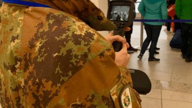 Photo of Emergenza Coronavirus, 600 volontari del Corpo Militare CRI impiegati sul territorio nazionale