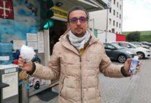 Photo of Coronavirus,al Flyparking Pisa mascherine e gel igienizzante in omaggio ai propri clienti