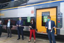 Photo of Arrivano i primi due treni Rock per rinnovare a flotta in Toscana