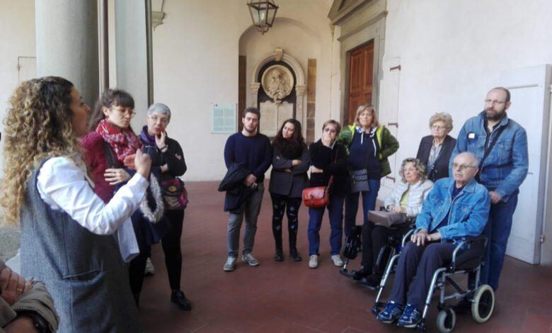 Al Museo con la SLA_foto