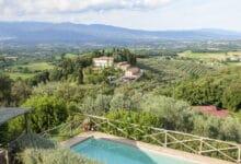 Photo of La villa e i casali di Petrolo.Per un'estate all'insegna dibellezza, natura e pace