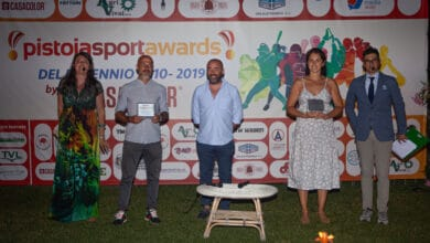 Photo of PISTOIA – Sport Awards, Nesti e Valiani i migliori atleti del decennio