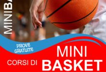 Photo of SPORT – Corsi di Minibasket a Santo Stefano