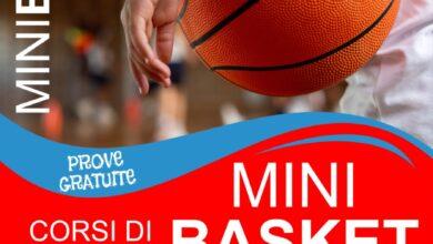 Photo of SPORT – Corsi di Minibasket a Santo Stefano