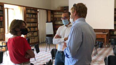 Photo of PISA – Il Ministro Elena Bonetti in visita ai Cappuccini ed alla sede di Aforisma
