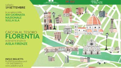 Photo of EVENTI – Su Radio Firenze un indizio per la Caccia al Tesoro di AISLA