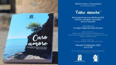 """Photo of FIRENZE – Martedì 15 la presentazione di """"Caro Amore"""""""