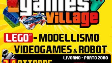 Photo of LIVORNO – Al Livorno Games Village 2020 il divertimento è per tutta la famiglia