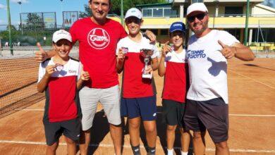 Photo of AREZZO – Il Tennis Giotto è campione d'Italia con la squadra Under12