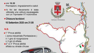 Photo of FIRENZE – 1° Trofeo Città di Pontassieve, manifestazione sportiva per auto storiche e moderne