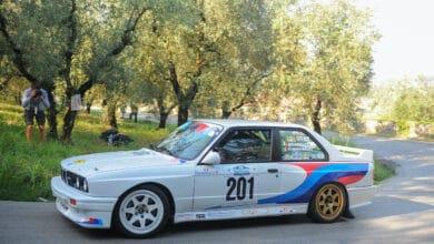 Photo of Rally, 2^ Coppa Città di Pistoia: vittoria sicura di Guarducci-Migliorati con BMW M3