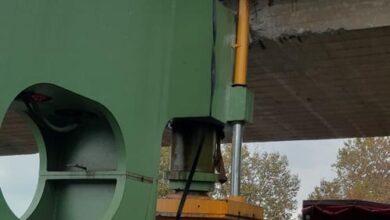 Photo of VIAREGGIO – SS1 Aurelia chiusa causa danneggiamento di un cavalcavia da parte di un mezzo pesante