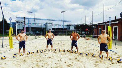 Beach Volley Valtiberina Staff tecnico 2020 1