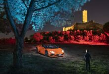 "Photo of ""With Italy, For Italy"": Toscana protagonista del progetto fotografico di Automobili Lamborghini"