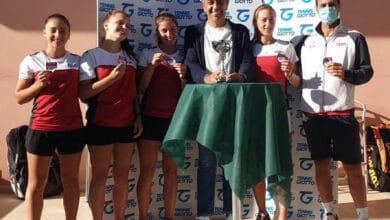 Photo of AREZZO – Il Tennis Giotto vince il titolo regionale nell'Under18 femminile