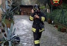 Photo of SIENA – Incendio in abitazione a Sinalunga