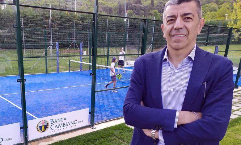 Tennis Giotto Luca Benvenuti 7