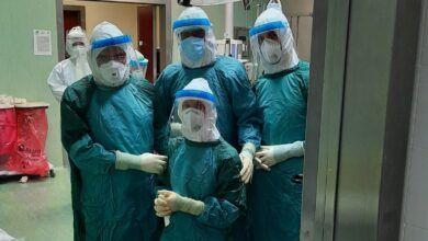 sala operatoria per covid