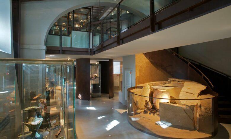 interno museo Artimino 2