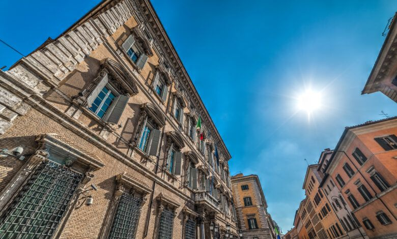 Palazzo Madama Roma