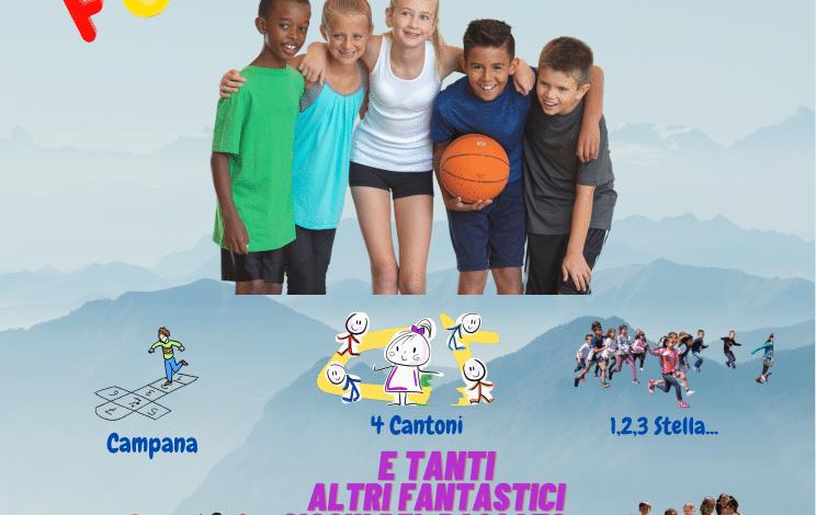 Centri estivi Santo Stefano Basket