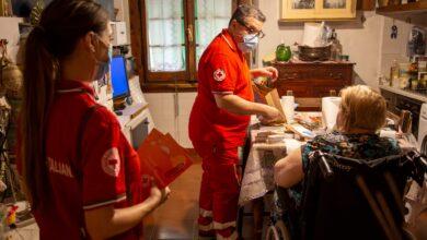 Volontari Croce Rossa Italiana Firenze