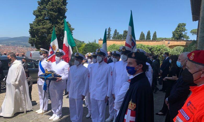 Funerali San Miniato Savoia
