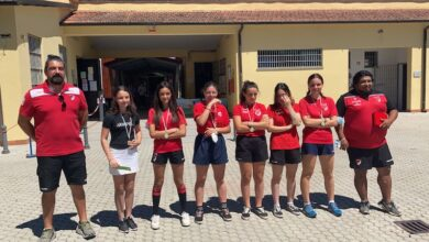 Rugby Lucca femminile