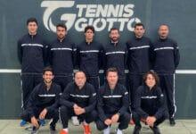 Tennis Giotto Serie B1 maschile 2021 1