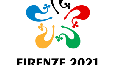 logo olimpiadi firenze