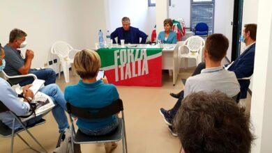 Mallegni Mazzetti conferenza stampa