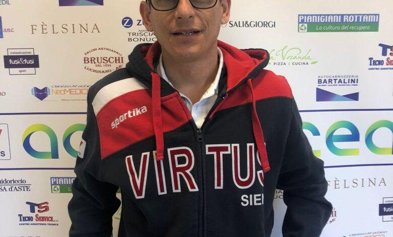coach Andrea Spinello