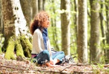 Forest bathing Parco nazionale