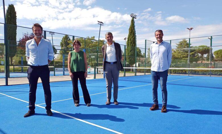 Tennis Giotto Benvenuti e famiglia Fratini 1