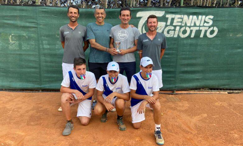 Tennis Giotto Under14 2021 1