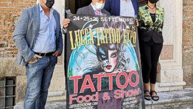 tattoo expo lucca