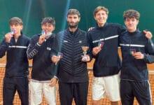 Tennis Giotto Under18 maschile titolo toscano 2021 1